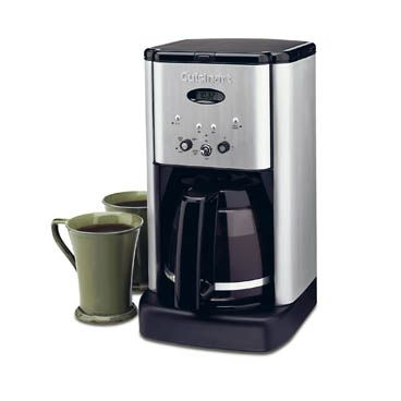 Cuisinart Dcc-1200 Coffee Maker Review