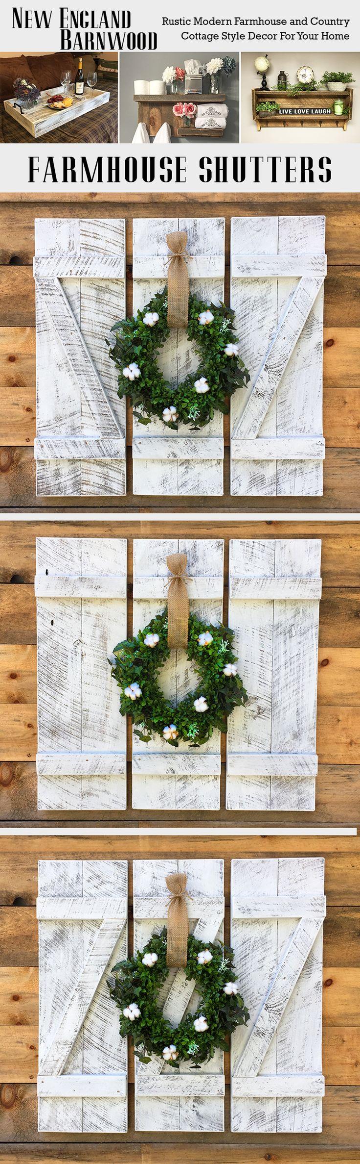 25 Best Rustic Interior Shutters Ideas On Pinterest Rustic Window Treatments Interior