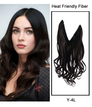 26 best the hair slip halo method images on pinterest black 18 wave synthetic flip in hair extension e51008 y 4l uniwigs pmusecretfo Gallery