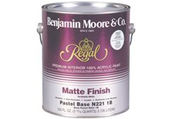Benjamin Moore Regal Paint