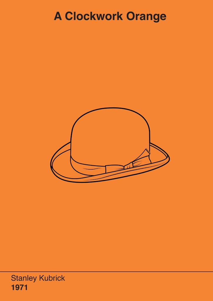 A clockwork orange by mbroidered