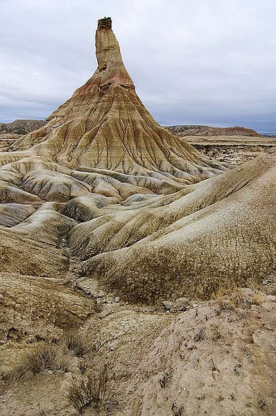 Bardenas Reales, Southern Navarre, Spain