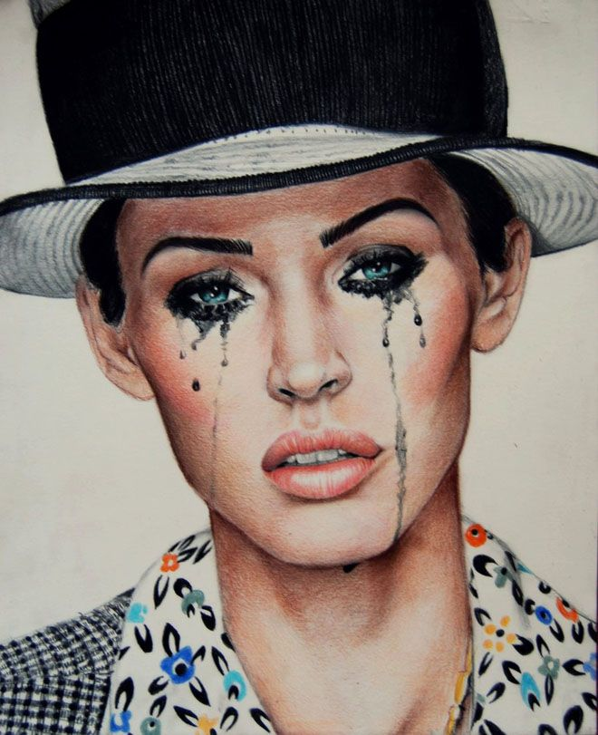 25 Beautiful Color Pencil Drawings and Drawing Tips for beginners | Read full article: http://webneel.com/25-beautiful-color-pencil-drawings-valentina-zou-and-drawing-tips-beginners | more http://webneel.com/drawings | Follow us www.pinterest.com/webneel