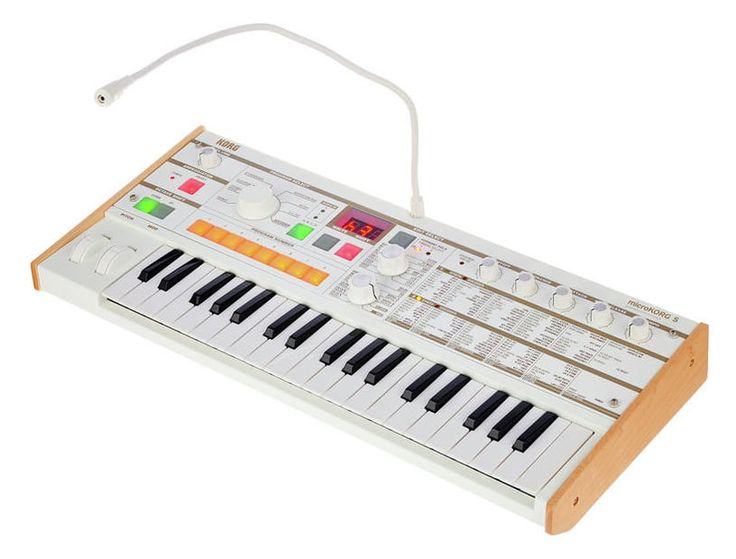 Korg microKORG S - Thomann www.thomann.de  #piano #keys #pianists #keybardists #keyboard #pianos #synth #synthesizer #organ #organs #digitalpiano #synthesizers #blackandwhite #blackwhite #stagepianos #stage #entertainerkeyboards #merch #band #orchestra #song #songs #makingmusic #sound #playlist #record #amazing #instrument #instruments #accessories #lifestyle #style #shopping #sound #gift #gifts #present #presents #giftsforhim #xmas #birthday #music #ideas #tips #great #party #fun #best…