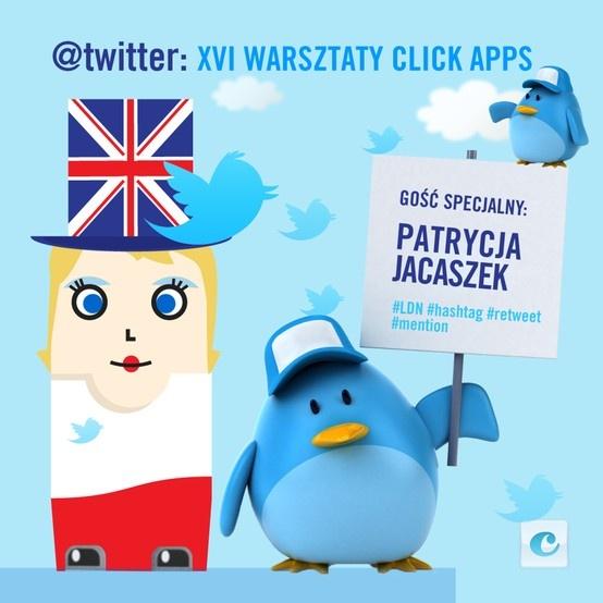 LUDZIE! #16. Warsztaty, #Twitter, #Twitter, #i jeszcze raz Twitter!  Gość specjalny: Patrycja Jacaszek, Head of business development z platformy rekomendacji My Friends Do That, entuzjastka Twitter'a...