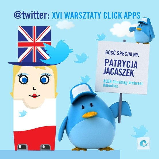 LUDZIE! #16. Warsztaty, #Twitter, #Twitter, #i jeszcze raz Twitter!  Gość specjalny: Patrycja Jacaszek, Head of business development z platformy rekomendacji My Friends Do That, entuzjastka Twitter'a...
