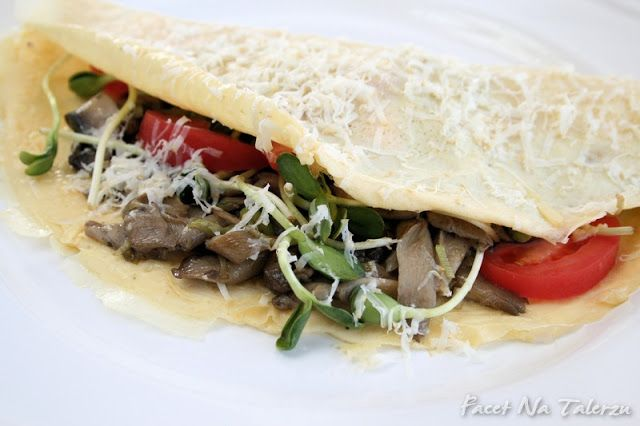 Omlet z warzywami | Facet Na Talerzu