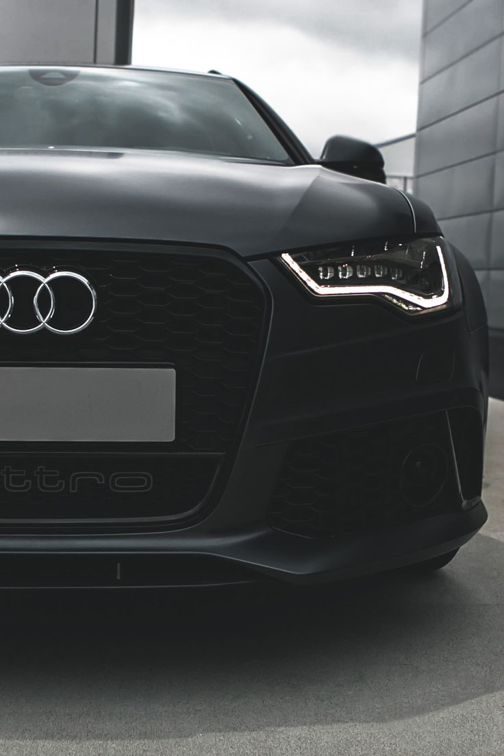 artoftheautomobile: Audi RS6 (C7) (Credit: QuattroWorld)