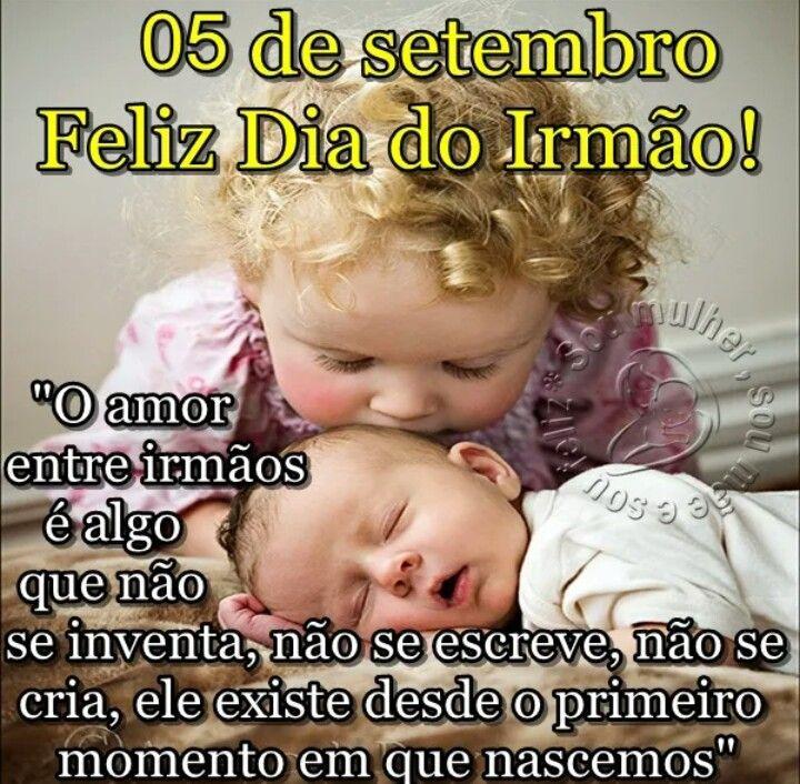 Imagem De Feliz Dia Dos Irmaos Por Nane Silva Em Omenagens Amor