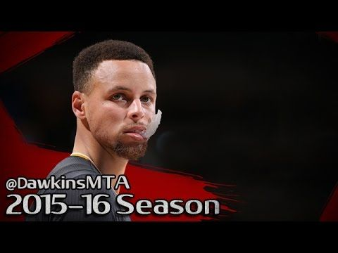 Stephen Curry UNREAL Highlights 2016.02.27 at Thunder - 46 Pts, 2 NBA Re...