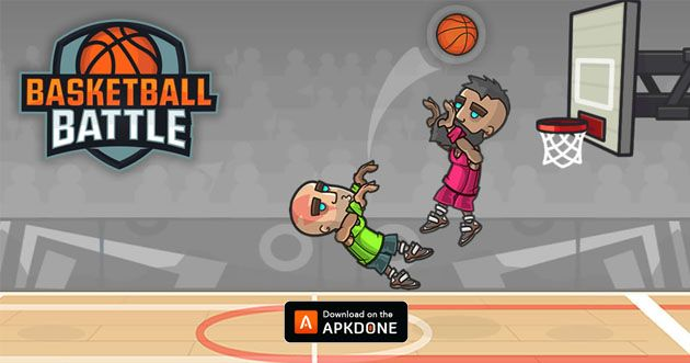 Basketball Battle Mod Apk 2 1 20 Unlimited Money For Android Download Game Cheats Mod Battle Games