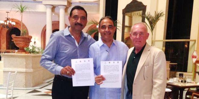 Oaxaca Digital | Oaxaca y Yucatán firman convenio para intercambio de protocolos de actuación policial