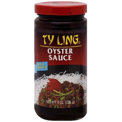 Ty Ling Oyster Sauce, 8 oz (Pack of 6) | #Grocery