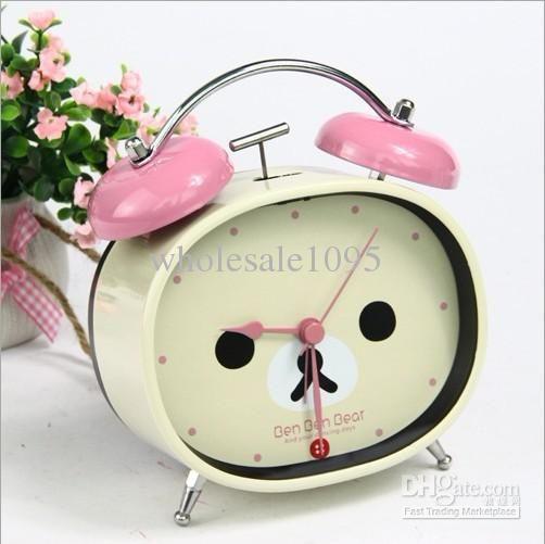 Kreative Mode Haushalt Uhr, Persönlichkeit Schöne Wecker, Kinder  Lieblings Cartoon Alarm