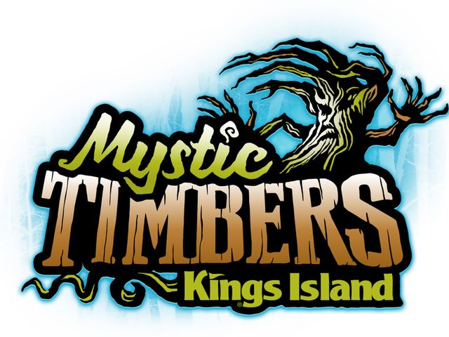 Take a virtual ride of Kings Island's new wooden coaster Mystic ...