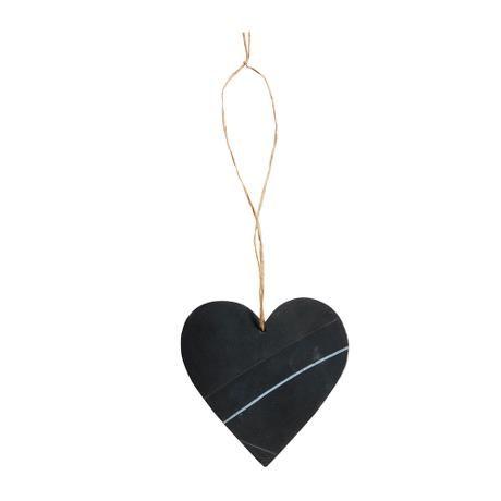 3-pcs Ornament Set, Heart