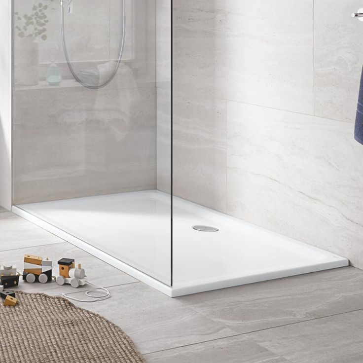Duschwanne Grohe Bad Badezimmer Dusche Reuterde Reuter