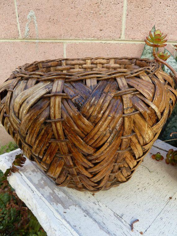 Basket Weaving Plants : Best images about basket weaving tutorials on