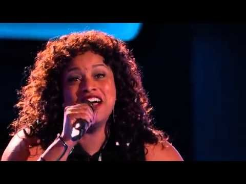 "Maiya Sykes: ""Stay With Me"" (Sam Smith cover). The Voice USA 2014 season 7 Blind Audition. YouTube"