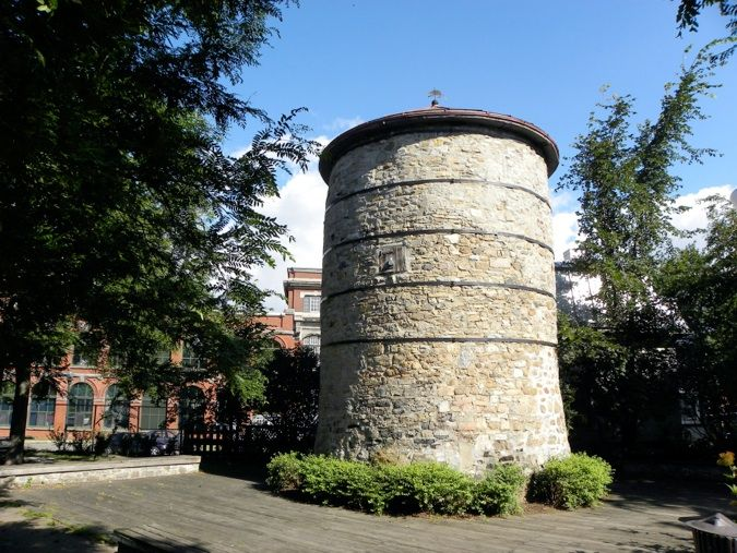 Moulin de l'hopital général:Québec construit en 1731