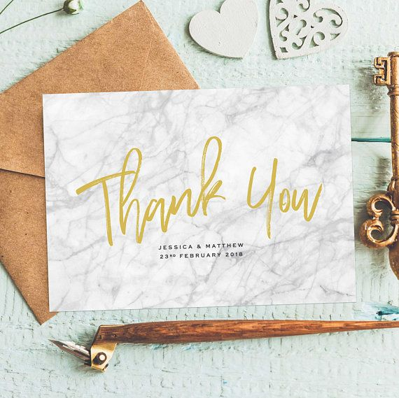 Thank You Cards Pack Thank You Cards Wedding Thank You Cards Bulk