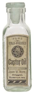Castor oil, a rich vegetable oil derived from the seeds of the castor plant, was once a well-known internal remedy for treating constipation. The oil is rarely consumed today, but it still has numerous beneficial external uses. Castor oil remedies may reduce inflammation, hydrate dry skin and hair, reduce skin growths such as warts and corns, and even encourage healing of the organs.  www.livestrong.com