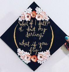 50+ Beautifully Decorated Graduation Cap Ideas.