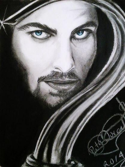 Great drawing of Hook sent in by @patydurcal