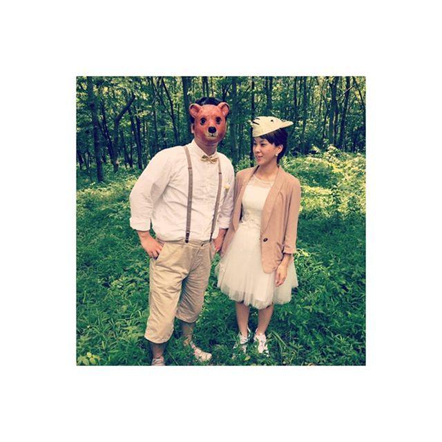 【___a.iiika】さんのInstagramをピンしています。 《. セルフ前撮り 番外編❸ #プレ花嫁 #卒花 #TKT828 #タキ婚 #セルフフォト #前撮り #由布院 #竜の通り道 #森 #weddingreport #naturalWEDDING》