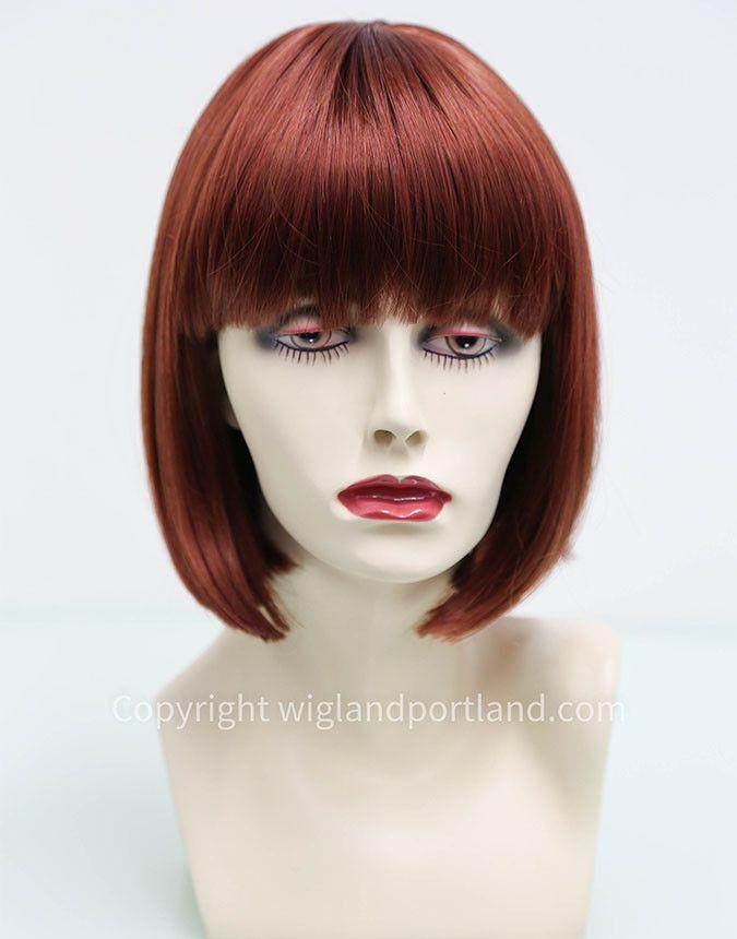 The Big Lebowski - Maude Lebowski Wig