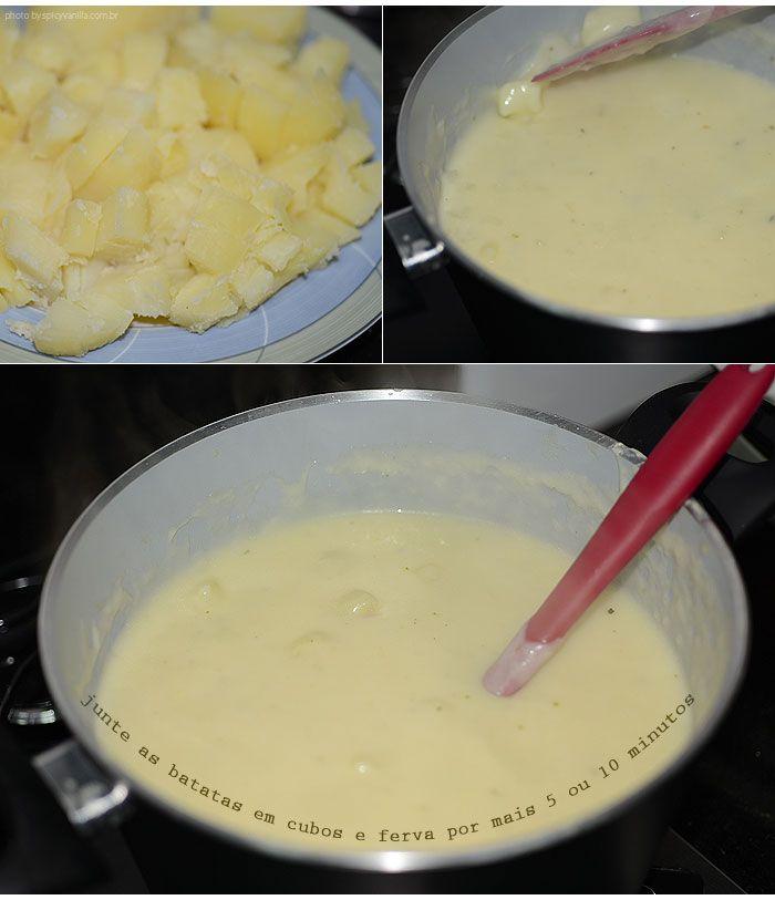 Que tal aprender uma receita deliciosa inspirada na tradicional sopa de batata do restaurante Outback. A receita é super fácil e perfeita para o inverno.