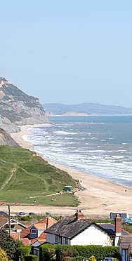 Fingers crossed, I'll be here in August. ~Charmouth West Beach, Charmouth, Dorset, UK~
