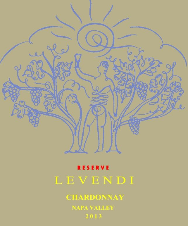 Levendi Reserve Chardonnay 2015 | Timeless Wines - Order Wine Online from the United States - California Wines - French Wines - Spanish Wines - Chardonnay - Port - Cabernet Savignon