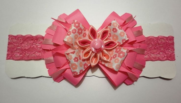 75 best images about lazos para bebe on pinterest flower - Lazos para bebes ...
