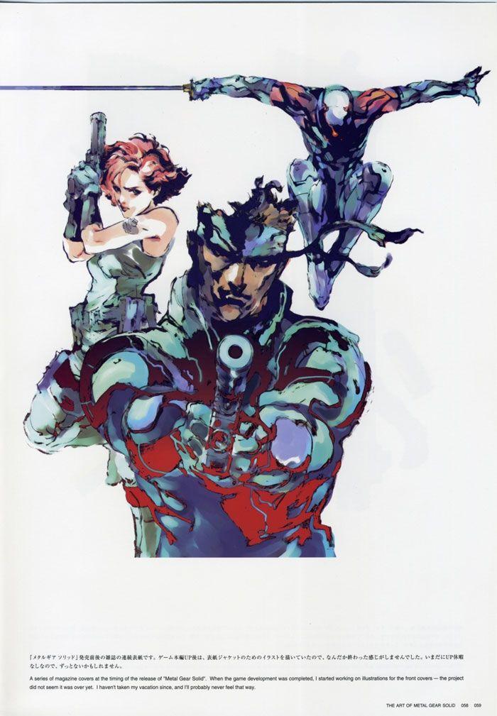 Metal Gear Solid; estaría de lujo que hicieran un remake de este juego para la siguiente generación de consolas... :)