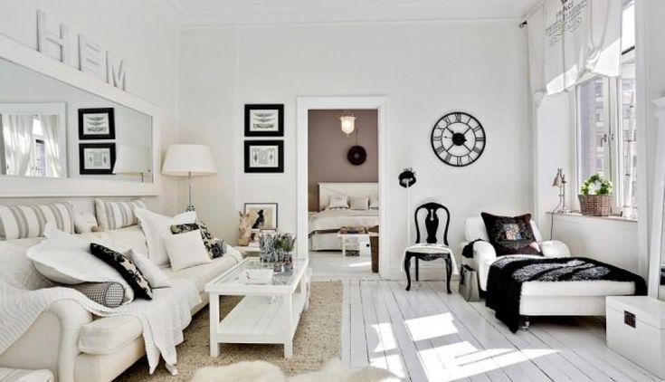 (1/3)Pintar el suelo de blanco | Decorar tu casa es facilisimo.com