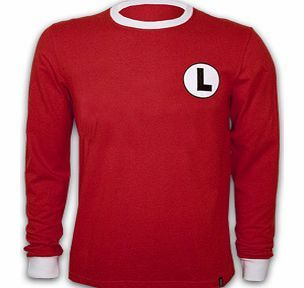 Legia Warsaw Copa Classics Legia Warschau 1980s Long Sleeve Retro Shirt Legia Warschau 1980s Long Sleeve Retro Shirt 100% cotton High quality licensed retro football shirts supplied by COPA Classic. This cotton football shirt is available in adult sizes small medium large http://www.comparestoreprices.co.uk/football-shirts/legia-warsaw-copa-classics-legia-warschau-1980s-long-sleeve-retro-shirt.asp