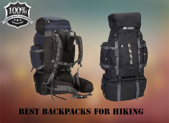 Everest Deluxe Hiking Backpack