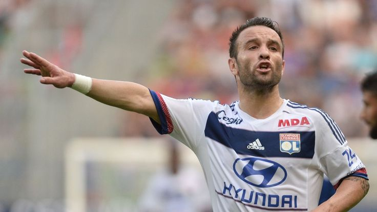 Mathieu Valbuena set to seal move from Lyon to Fenerbahce