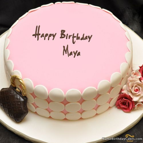 Happy Birthday Maya - Video And Images