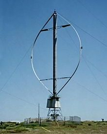 Darrieus wind turbine - Wikipedia