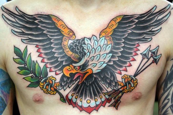 Tattoo by NY Adorned