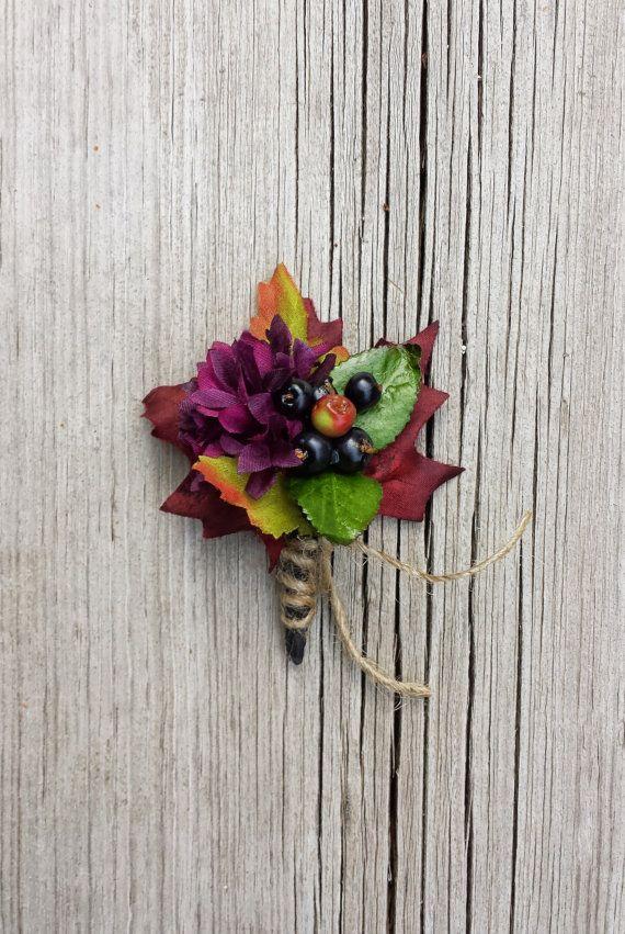 Best 25+ Fall wedding boutonniere ideas on Pinterest   Fall ...
