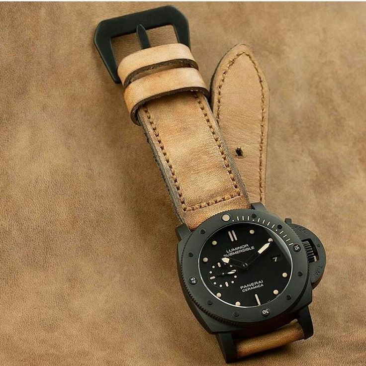 Mission Impossible 4 on Panerai Submersible, price for: $275 (2,750 juta) without buckle