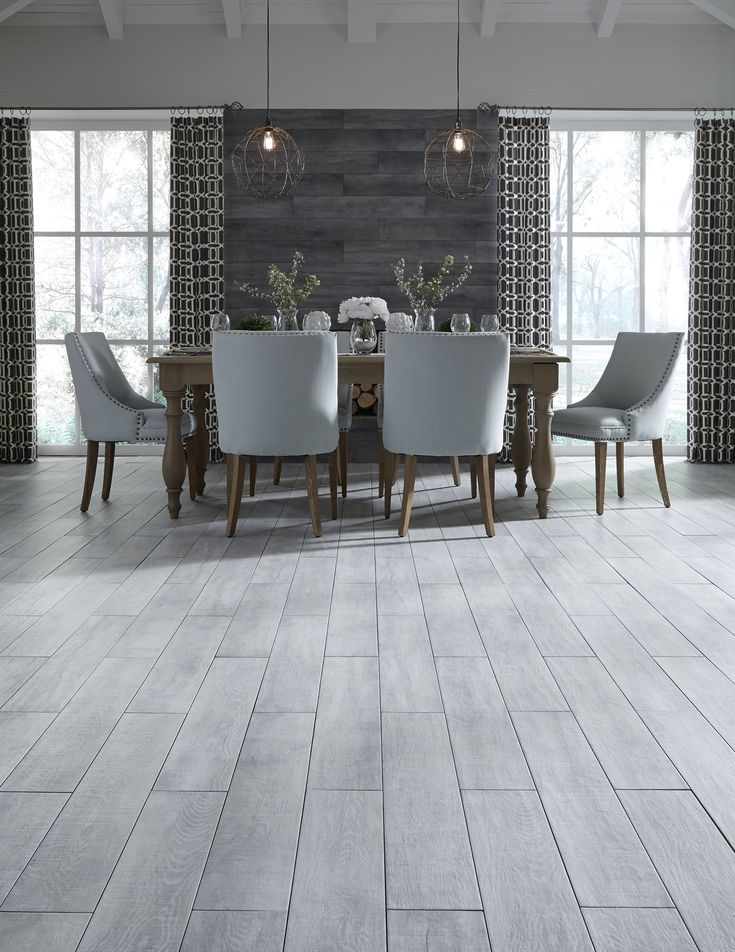 40 best Floors: Wood-Look Tile images on Pinterest | Floor cleaners ...