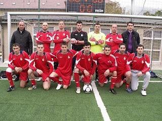 Naţionala de minifotbal s-a pregătit la Iaşi pentru Europene ~ RGXpress