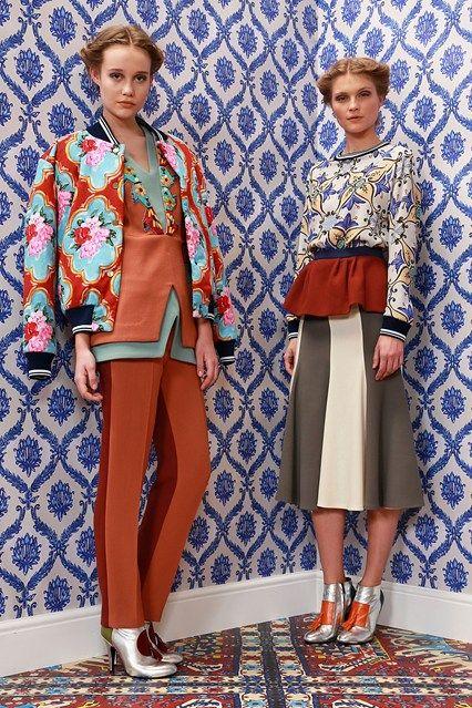 Tata Naka Autumn/Winter 2014-15 Ready-To-Wear Amazing skirt