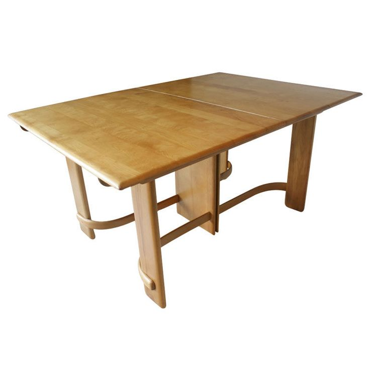 for heywood wakefield dining table rohde modern dining room tables