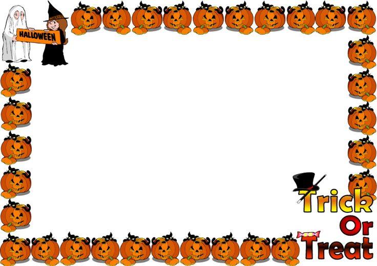 halloween borders for instagram