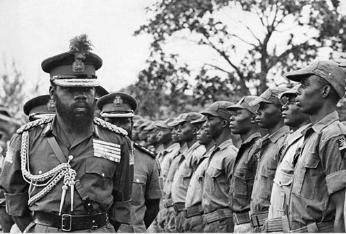 The Nigerian Civil War, which led to the deaths of over two million people, was fought to counter th...